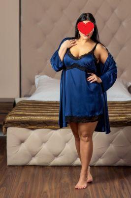 Варвара, рост: 160, вес: 74 — госпожа БДСМ, закажите онлайн